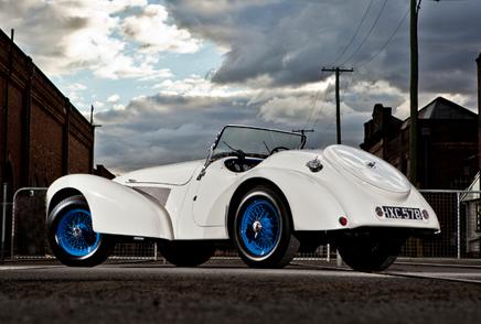 1946 Allard J1, Perth to Pebble Beach